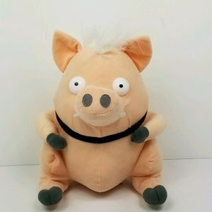 Universal Studios The Simpsons Spider Pig 13""